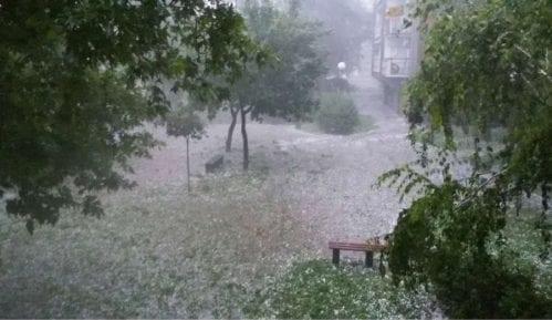 Vanredna situacija u Ivanjici i na delu teritorije Lučana zbog posledica nevremena 9