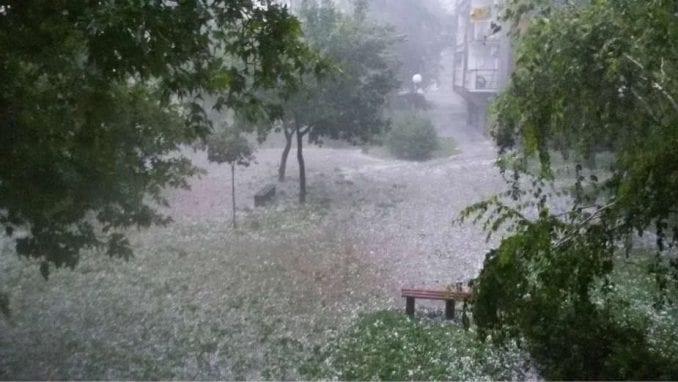 Vanredna situacija u Ivanjici i na delu teritorije Lučana zbog posledica nevremena 4