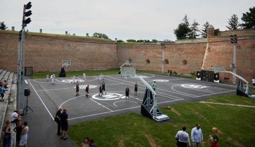 Obnovljeni tereni KK Partizan 12