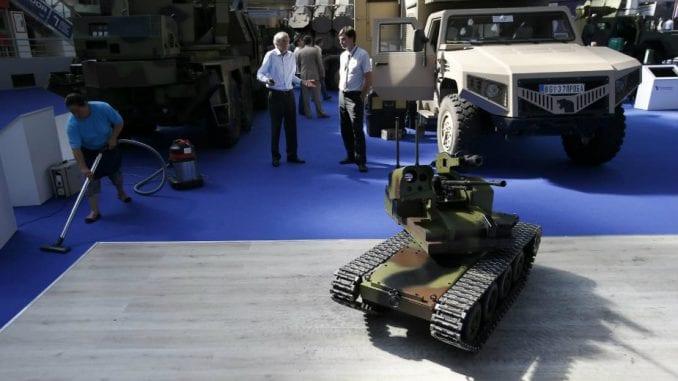 Sajam naoružanja i vojne opreme Partner, od sutra na Beogradskom sajmu 4