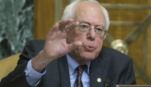Sanders skupio milion dolara za nekoliko sati od zavničnog saopštenja o kandidaturi 15