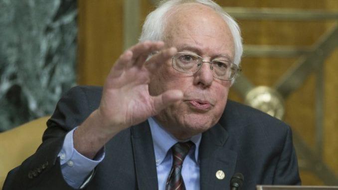 Sanders ponovo kandidat za predsednika SAD 1