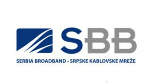 Zbog struje pao servis SBB-a 5