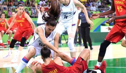 Drugi poraz košarkašica 5