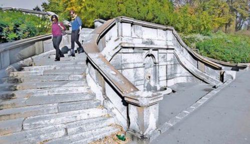 Vesić: Obnova malog stepeništa na Kalemegdanu 4
