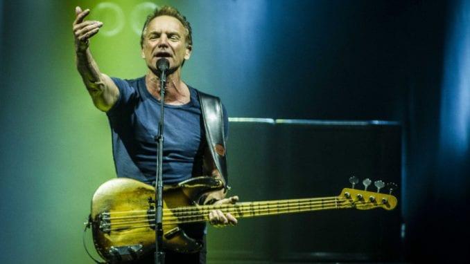 Sting ponovo u Areni 17. septembra (VIDEO) 3
