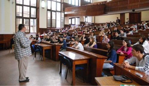 Prorektor za nastavu BU: Studenti će ove godine imati predavanja onlajn, a vežbe na fakultetima 14