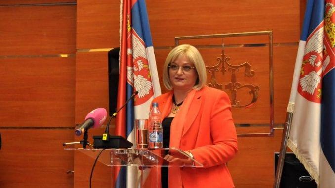 17f2f8f03691 Jorgovanka Tabaković Foto  Fonet NBS