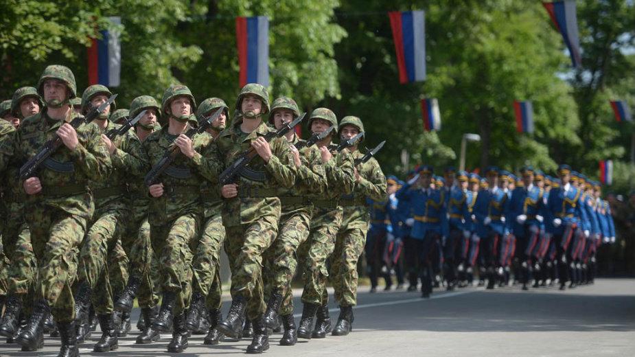 Otvoren konkurs za još 675 profesionalnih vojnika 1
