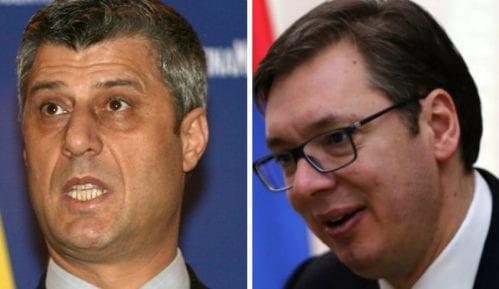 Koha: Cilj sastanka Vučić - Tači premeštanje dijaloga iz Brisela u Vašington 3