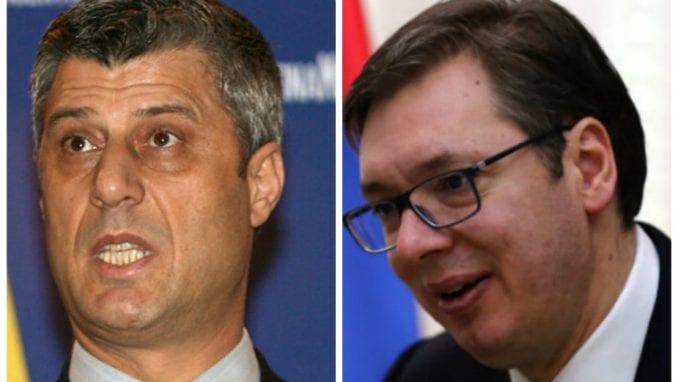 Koha: Cilj sastanka Vučić - Tači premeštanje dijaloga iz Brisela u Vašington 4