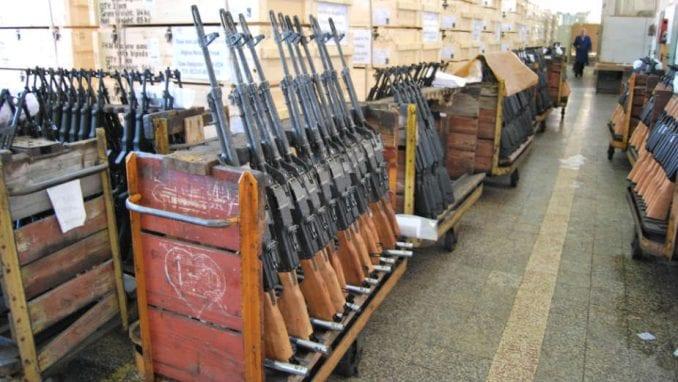 Zbog korone, kragujevački oružari od 13. jula na kolektivnom godišnjem odmoru 4