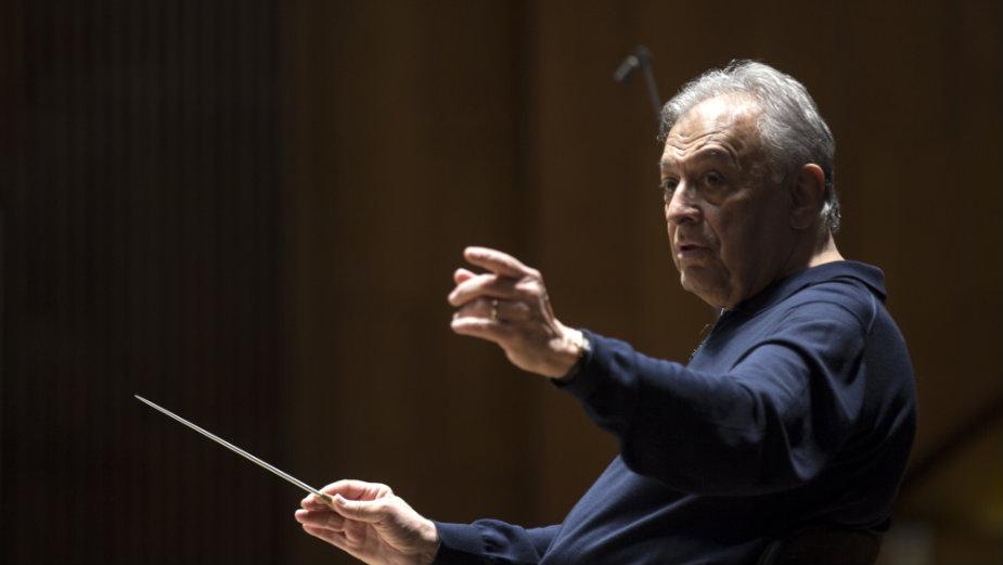 Zubin Mehta nastupa 10. jula sa Beogradskom filharmonijom 1
