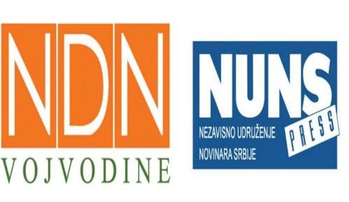 NUNS I NDNV: Tužilac da sasluša Vučića 14