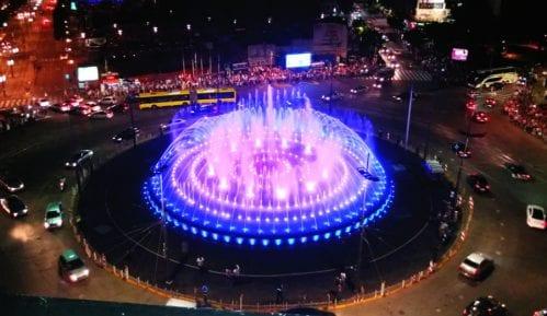 Menja se radno vreme fontane na Slaviji 8
