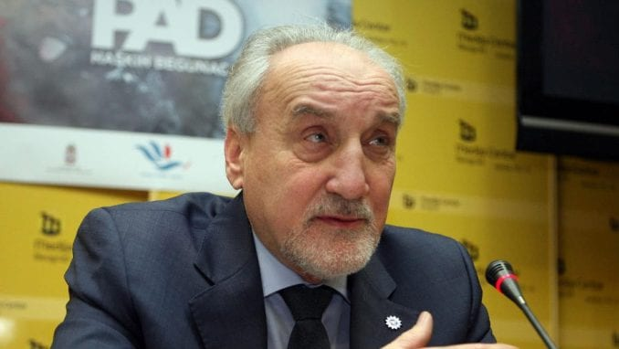 Vukčević: Srbija imala tužioca kad je podignuta optužnica za Srebrenicu 1