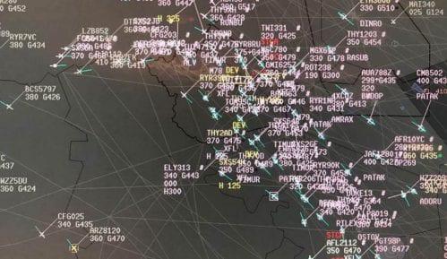Rumunskoj kontroli letenja preusmereno 120 aviona iz Srbije 12