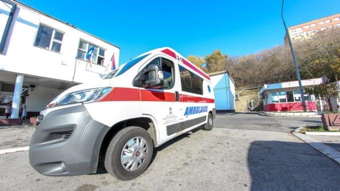 Dve saobraćajne nesreće u Beogradu 1
