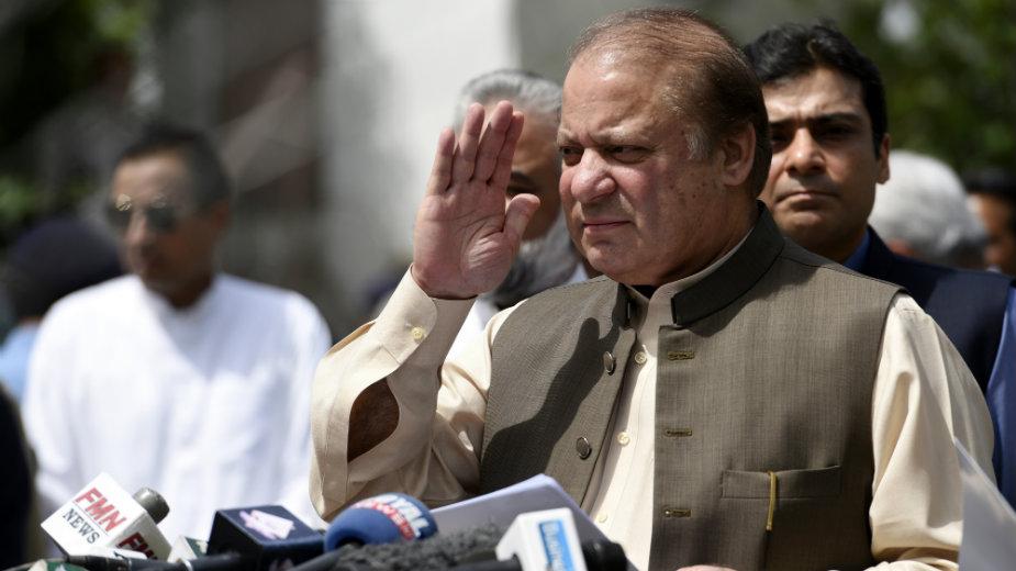 Pakistanski premijer podneo ostavku 1