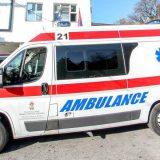 Dve osobe lakše povređene u lančanom sudaru na mostu Gazela 10