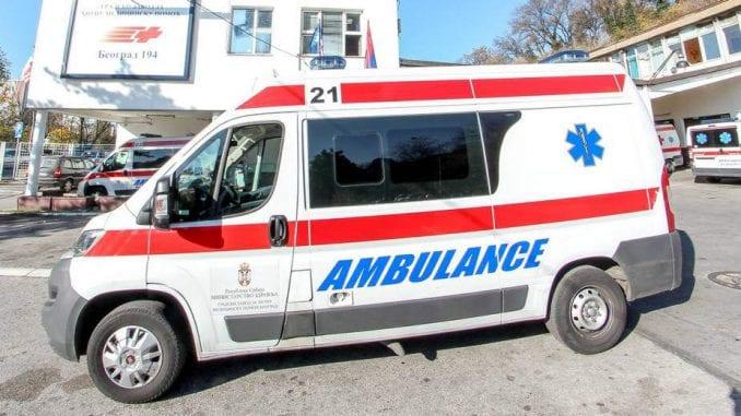 Hitna pomoć: Intervencija kod osam saobraćajnih nezgoda, povrede lakše 1