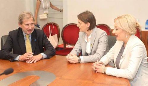 Johanes Han podržao napore Srbije u EU 5