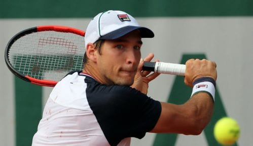 Lajović na crti Federeru 8