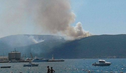 CG: Požari pod kontrolom, najkritičnije u Herceg Novom 6