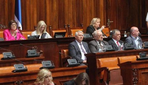 Rasprava u skupštini o nezavisnim institucijama 2