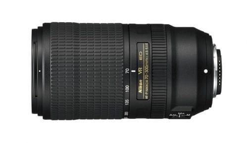 Novi telefoto zum AF-P NIKKOR 70–300 mm ED VR 15