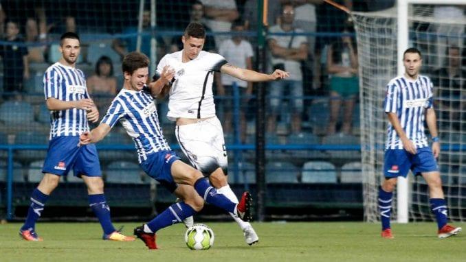 Partizan u trećem kolu kvalifikacija za Ligu šampiona 1