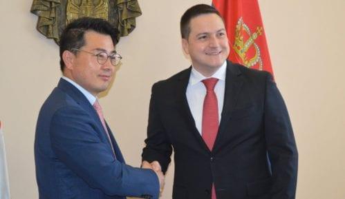 Memorandum o srpsko-korejskom informatičkom centru 15