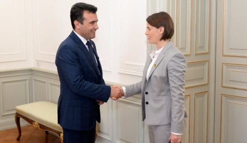 Brnabić i Zaev: Negovanje odnosa dveju zemalja 6