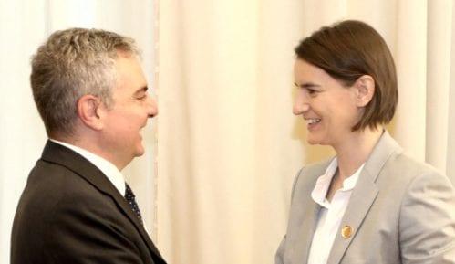 Brnabić sa predstavnicima EIB i Svetske banke 8