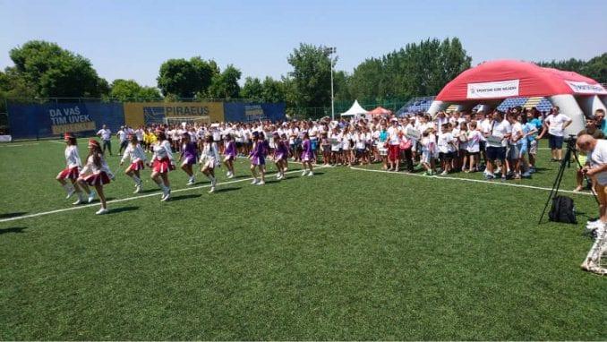 Završene Sportske igre mladih 1