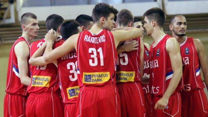 Prvi poraz košarkaša Srbije, za top 8 sa Ukrajinom 3