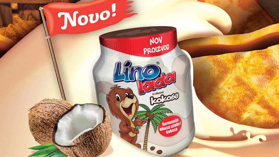 Nova Lino lada sa ukusom kokosa 1