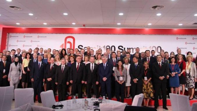 Samit 100 biznis lidera u oktobru Skoplju 1