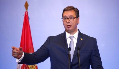 Vučić: Želim novi put za Srbiju 2