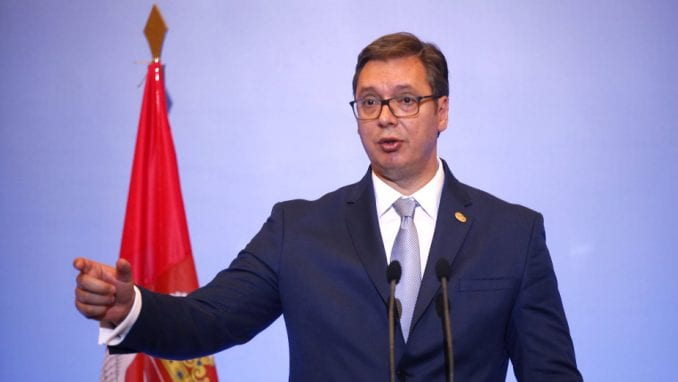 Vučić: Želim novi put za Srbiju 1