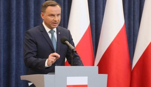 Duda: Nemačka da nam plati za razaranje Varšave 1