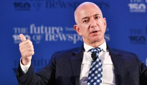 Osnivač Amazona prestigao Gejtsa u bogatstvu 10