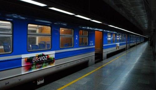 Voz iz Kine sa medicinskom opremom stiže danas, stanica Novi Beograd bez putničkih vozova 2