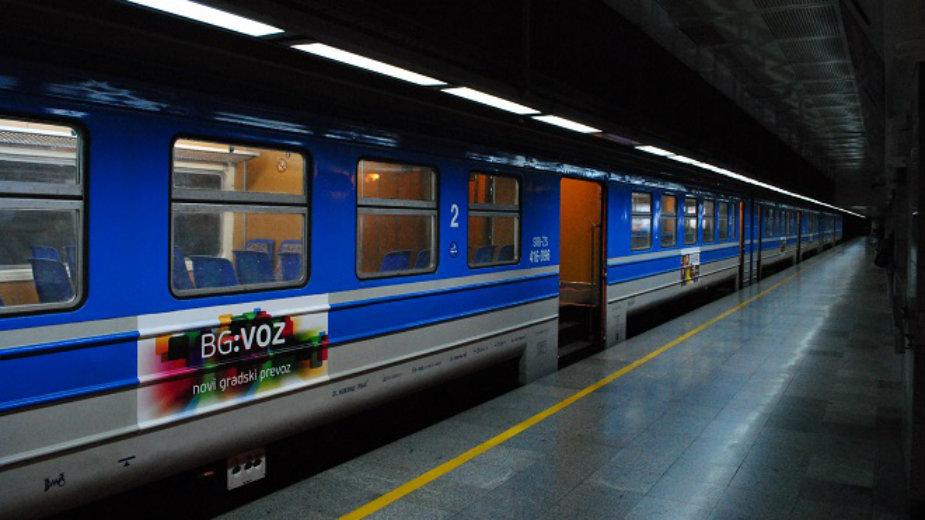 Vesić: Planirano proširenje linija Bg voza 6