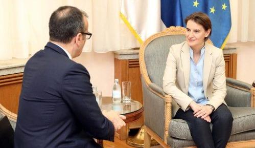 Brnabić: Budućnost Srbije u EU 11