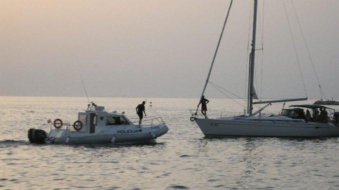 Tri incidenta u Piranskom zalivu 1