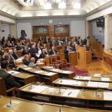 Konstitutivna sednica crnogorskog parlamenta 23. septembra 15