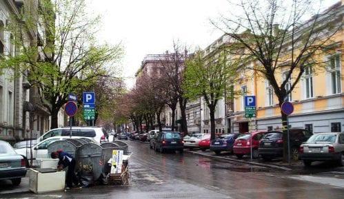 Privremena autobuska linija 5A Dorćol - Vukov spomenik 10