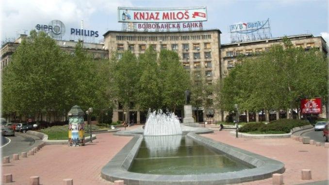 Stojčić: Na Trgu fontana sličnog oblika 1