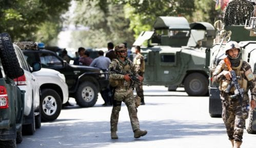 Snažna eksplozija u centru Kabula 8